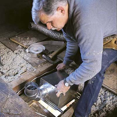 How To Install A Bathroom Vent best parker az exhaust bathroom fan services