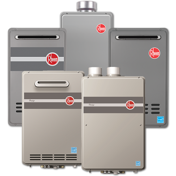 local trinidad, co rheem tankless water heater services